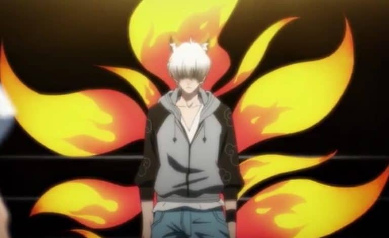 49 Best Demon Characters: The Nine Tails Guardian - The God of High School