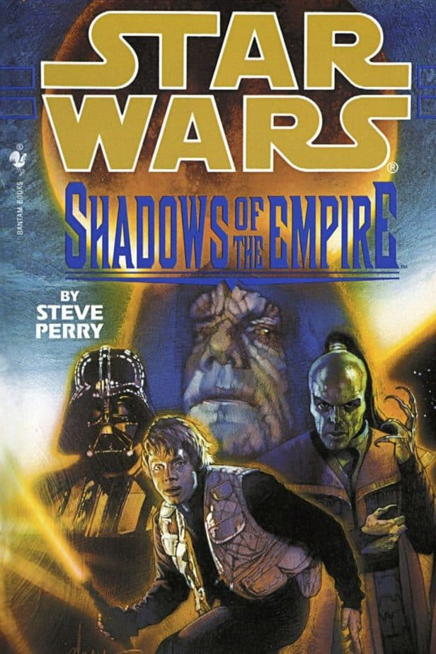 35 Best Star Wars Legends Books: Shadows of the Empire