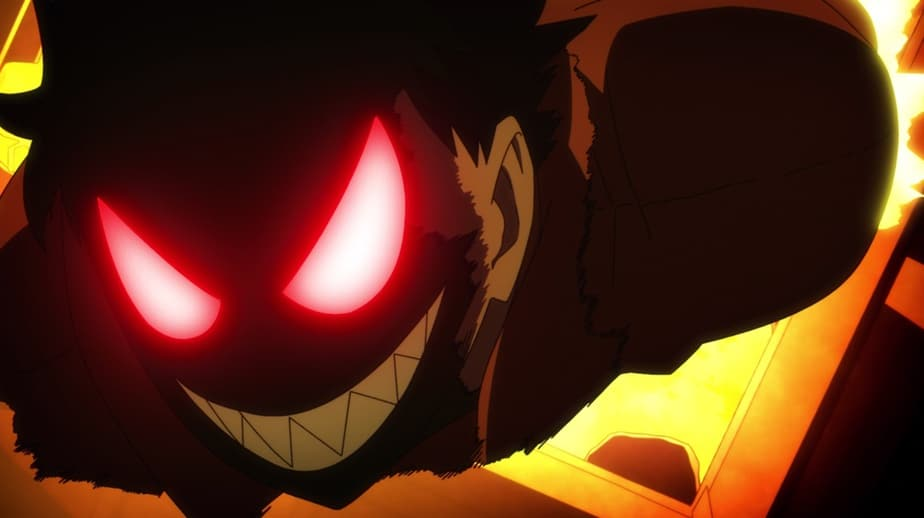 49 Best Demon Characters: Shinra - Fire Force