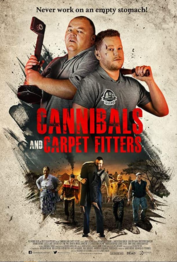 Cannibals and Carpet Fitters (2017), starring Zara Phythian