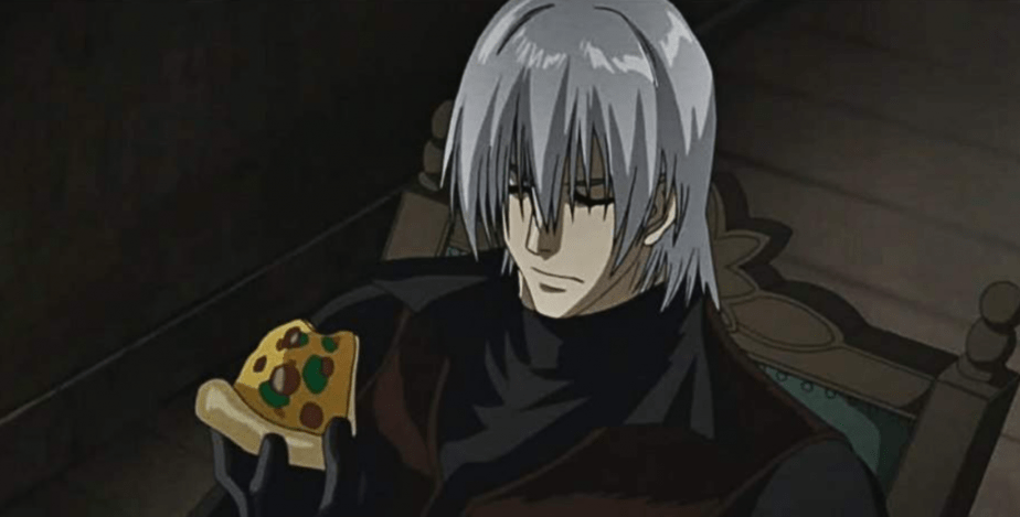 49 Best Demon Characters: Dante - Devil May Cry: The Animated Series