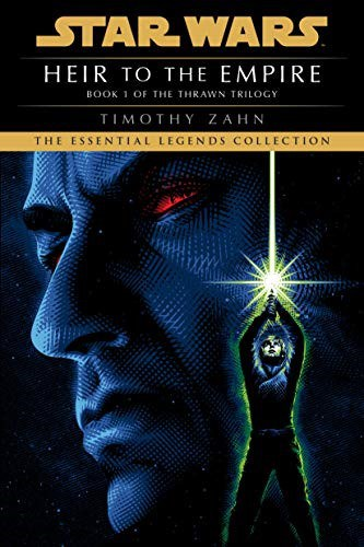 27 Best Star Wars Audiobooks: Heirs to the Empire by Timothy Zahn