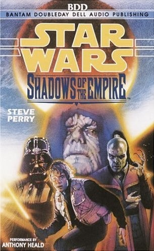 27 Best Star Wars Audiobooks: Shadows of the Empire by Steve Perry