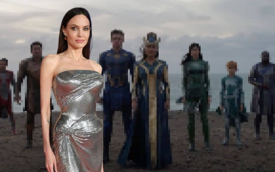 The Eternals, starring Jolie's 14 Children, Debuts with Mixed Reviews