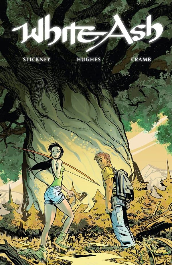 ^Pick up White Ash: Volume 1 – available through Scout Comics